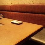 ドラゴンカルビ - テーブル席