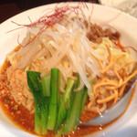 旬ダイニング鶴田 - 汁なし担々麺