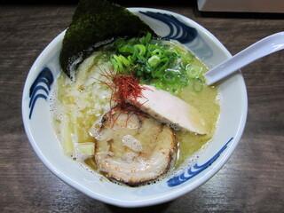 我流麺舞 飛燕 - 魚介鶏塩白湯