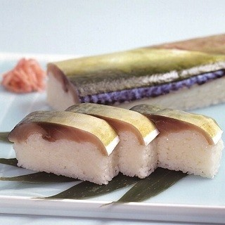 鯖姿寿司・3300円・和歌山産・身が分厚い・御進物に