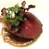 グルーム - 料理写真:蝦夷鹿のロティ@予約制ディナーコース