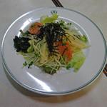 公園通りの洋食屋 ROMAN - 和風サラダ