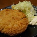 七福 - 380えん『まぐろメンチカツ』2014.2