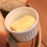ザ シティ ベーカリー - トースト用のバター  '14 1月中旬