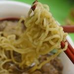 台湾料理 ごとう - 麺