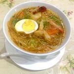 ナマステカフェ - 料理写真:タイスピニフードスープ