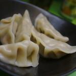 台湾料理 ごとう - 水餃子(肉入り