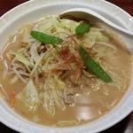 ラーメン横綱 桂麺房 - 炒菜ラーメン