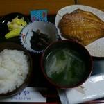 まつおか - 焼き魚定食
