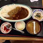 いちばん - 2013.11  チキンカレー¥650  ライス大盛無料