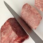 焼肉 カイチ - 熊野牛タン【数量限定】¥1,500-