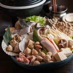 食へ集う 千す - 寒い時期にぴったりの《海鮮ちゃんこ鍋》