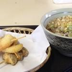 24347058 - たぬき蕎麦&串揚げ