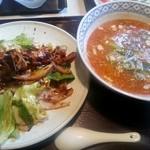 中国菜館 花梨 - 料理写真:満腹セット