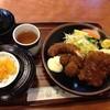 友富士 - 料理写真:ミックスフライ定食