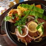 レストラン ボルドー - 【2014.2】 カットステーキ