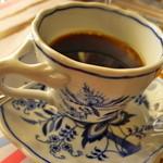 レストラン ボルドー - 【2014.2】 コーヒー