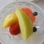 名古屋マリオットアソシアホテル - 果物類