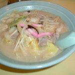 天津ラーメン - 2009年チャンポン