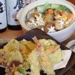 ごはんや幸太郎 - 料理写真:コース料理の1部