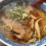 茶しん - 中華そば350円