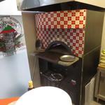 ピノッキオ - 可愛らしい小さめのピザ窯
