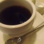 ファイブ - 日替わり定食にセットのコーヒー