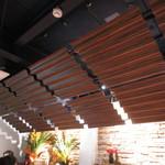 ピノッキオ - 変わった天井の装飾、シェード?