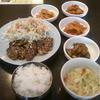 釜山本家 - 料理写真:カルビ定食