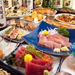 とり一 - 料理写真:個人店だからこそ出来ることがあります。お客様と共に手作りのご宴会を!