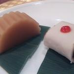 24357125 - 西太后の好物・インゲン豆のお菓子・豌豆のお菓子