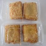 豆彦 - 料理写真:湯葉コロッケ、1個120円。
