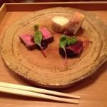 24357785 - 神戸牛&カモのジビエ