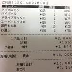 土間土間 渋谷ちとせ会館店 -