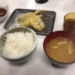 博多天ぷら なぐや - 天ぷら定食