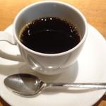 オリーブハウス 池袋東武店 - ホットコーヒー