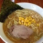 横浜げんき亭 - すこし寂しい具