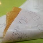 モミアンドトイズ - レモンチーズタルト