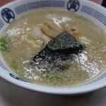 中華そば寅 - 料理写真:寅そば醤油380円
