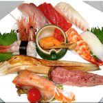 大漁寿司 - 料理写真:特上にぎり 1680円