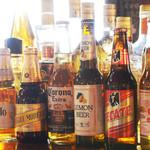 エルパンチョ - 種類豊富なお酒を取り揃えております。