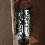 24363556 - お花などのインテリアも素敵でした!