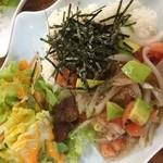 LUANA - アヒポキアボカド丼. ¥780