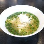 24366199 - エビワンタン麺(800円)