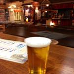 Sakamotoyasakaten - 湯上りのビールは、おいしいですね♬