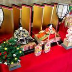 げんぶ堂 - 時節柄、華やかな雛の祭りです(^^)