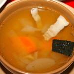 ナイル - スープも美味しいかったです