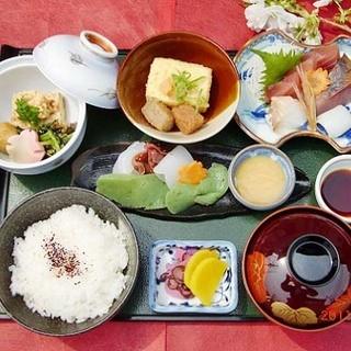 近江定食…1,800円