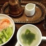 羅布乃瑠沙羅英慕  - 料理写真: