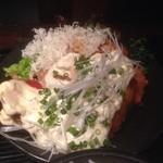 ぶあいそ - チキン南蛮定食(780円)